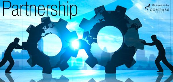 Siemens og Compass Group forlænger deres partnerskab