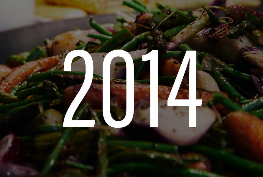 Stop Food Waste - 2014