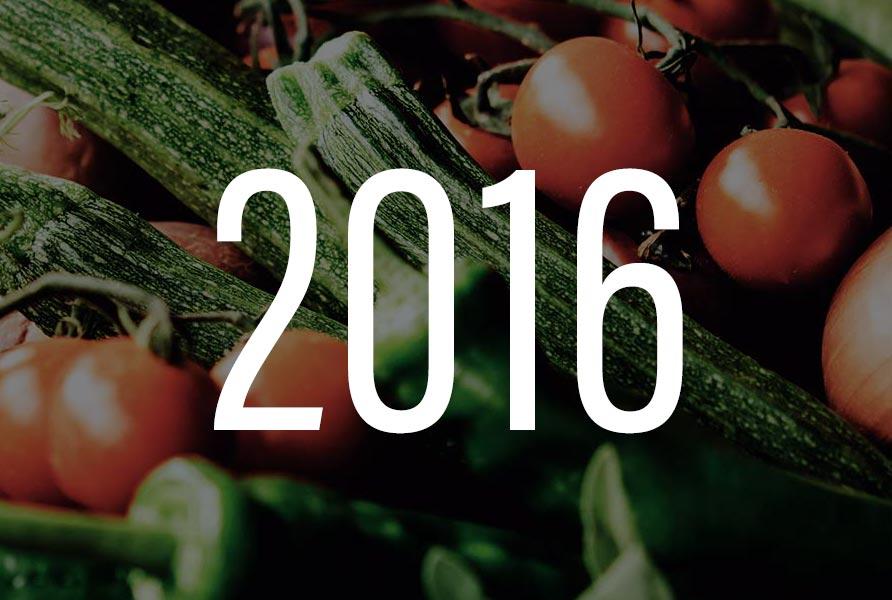 Stop Food Waste - 2016