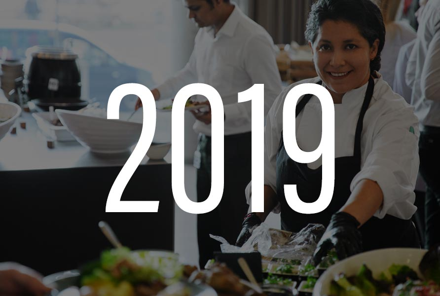 Stop Food Waste - 2019